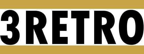 3Retro Logo